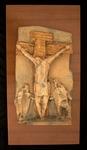 The Marianist Cross by Antonio de Orteiza