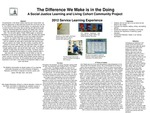 Research exercise: The Difference We Make is in the Doing