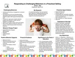 Responding to Challenging Behaviors in a Preschool Setting