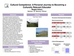 Cultural Competence: A Personal Journey to Becoming a Culturally Relevant Educator by Margaret M. Edison
