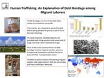 Research exercise: Human Trafficking: An Explanation of Debt Bondage among Migrant Laborers.