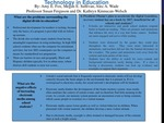 Research exercise: Syntheses of Research on Technology and Schools
