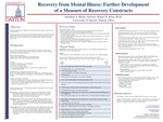 Recovery from Mental Illness: Further Development of a Measure of Recovery Constructs