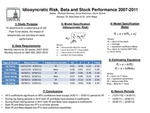 An analysis of idiosyncratic risk and flyer fund performance in thr highly volatile market period 2007-2011
