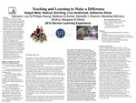 Research exercise: Teaching and Learning to Make a Difference