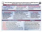 Same Old (New) Deal? Examining the Determinates of ARRA Spending