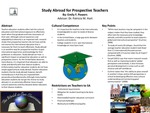 Research exercise: Study Abroad for Prospective Teachers