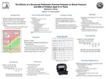The Effects of a Structured Pedometer Exercise Program on Blood Pressure and BMI of Children Aged 9-12 Years