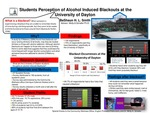 Students Perception of Alcohol Induced Blackouts at the University of Dayton
