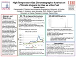 High Temperature Gas Chromatographic Analysis of Chlorella Vulgaris