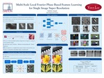 Multi-Scale Local Fourier Phase Based Feature Learning for Single Image Super Resolution