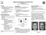 Cognitive Appraisals in a Deception Task by Steven A. Bare