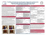 The Effect of Context Upon the Perception of Egocentric and Exocentric Distances Using a Walkable Human Muller-Lyer Illusion