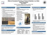 Effect of Compliant Flooring on Postural Stability in an Older Adult Population