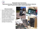 Research exercise: Ingrid Photovoltaic Solar Panel System