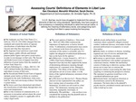 Research exercise: Assessing Appellate Courts' Definitions of Elements in Libel Law