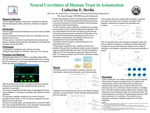 Neural Correlates of Human Trust in Automation