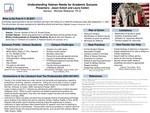 Research exercise: Understanding Veteran Needs for Academic Success