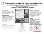 Research exercise: Facade Improvement Program - City of Dayton