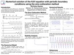 Numerical solution of the KdV equation with periodic boundary conditions using the sinc-collocation method