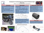 The Development of a Spring Powered Starter for a Motorcycle