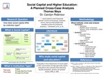 Social Capital Development in Higher Education: A Cross-Case Analysis