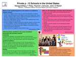 Research exercise: Research on Private p - 12 Schools in the United States
