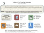 Research exercise: Adjuncts: Part Time, Full Awareness