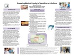 Research exercise: Preparing Medical Faculty to Teach End-of-Life Care