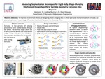 Advancing Segmentation Techniques for Rigid-Body Shape-Changing Mechanism Design Specific to Variable Geometry Extrusion Dies by Bingjue Li