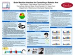 Brain Machine Interface for Controlling a Robotic Arm