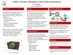 Research exercise: ETHOS A Translation of Bio-digestion of Human Waste Across Continents