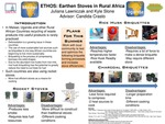 Research exercise: ETHOS Earthen Stoves in Rural Africa