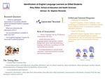 Research exercise: Identification of English Language Learners as Gifted Students