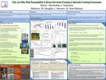 Low Alloy Steel Susceptibility to Stress Corrosion Cracking in Hydraulic Fracking Environment
