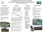 Research exercise: Madison County Equestrian Facility Renovation
