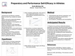 Preparatory and Performance Self-Efficacy in Athletes