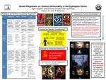 2014 - Quasi-Plagiarism vs. Human Universality in the Dystopian Genre by Taylor Kingston