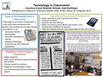 Research exercise: Research on Technology in P-12 Classrooms