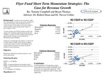 Revenue Momentum and Stock Price Movements for Flyer Fund Stocks: A Short Run Analysis