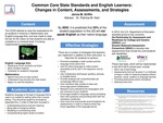 Research exercise: Teaching English Learners with the Common Core State Standards