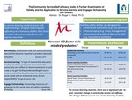 The Community Service Self-Efficacy Scale: A Further Examination of Validity and the Application to Service-Learning and Engaged Scholarship