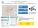 Research exercise: The Future of Humanitarian Aid in Afghanistan: An Analysis of United Nations Humanitarian Aid from March, 2002 until March, 2014, and a Projection of Afghanistan's Future Humanitarian Climate