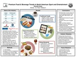 Food and Beverage Trends in Sports and Entertainment