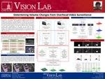 Determining Volume Changes from Overhead Video Surveillance