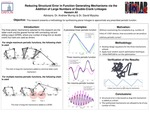 Reducing Structural Error in Function Generating Mechanisms via the Addition of Large Numbers of Double-Crank Linkages
