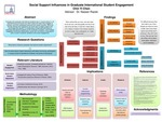 Social Support Influences in Graduate International Student Engagement