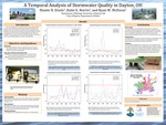 A Temporal View of Stormwater Chemical Levels in Dayton, OH by Shante N. Eisele