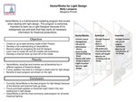 Research exercise: VectorWorks for Light Design by Mary F. Lamperis