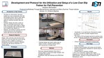 Design and Protocol for the Utilization and Setup of a Low-Cost Slip Trainer for Fall Prevention